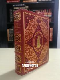 Tales from the Arabian Nights 《一千零一夜》 franklin library 1977年出版 真皮精装限量收藏版 Richard F Burton 经典英译本
