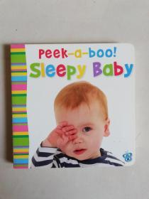 peek-a-boo!  sleep  Baby