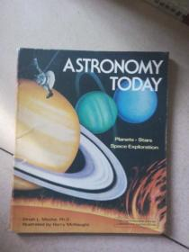 ASTRONOMY TODAY   Planets Stars Space Exploration