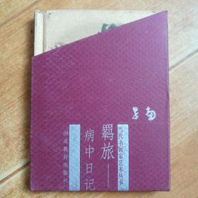 当代书画家艺术丛书:羁旅——病中日记