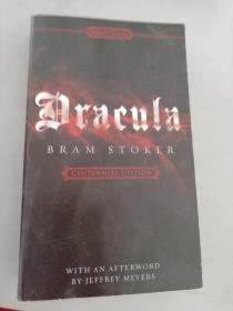 (正版现货~)Dracula 吸血鬼伯爵德古拉9780451530660