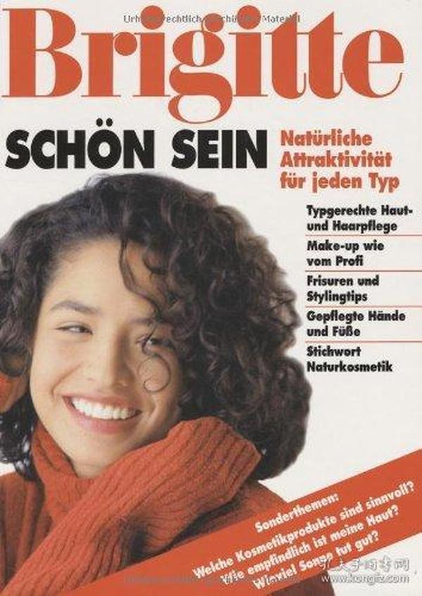 Brigitte Schön sein