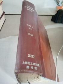 жуРАЛ прикЛАднОЙ ХИМИИ.TOM.41.5-8.1968(应用化学物质)