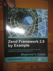 Zend Framework 2.0 by Example: Beginner's Guide   【详见图】