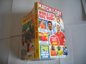 MATCH OF THE DAY WORLDD CUP QUIZ BOOH!