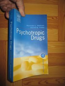 Psychotropic Drugs(FOURTH edition)