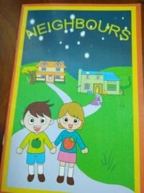 英文绘本Neighbours, Travel, Play等9册