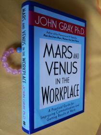 英文原版 大精装 Mars and Venus in the Workplace: A Practical Guide for Improving Communication and Getting Results at Work by John Gray