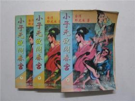 老版艳情武侠 小子无敌闯春宫(上中下全三册)