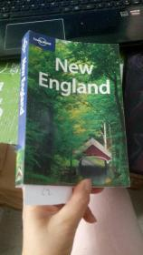 Lonely Planet new engiand