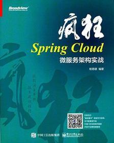 疯狂Spring Cloud微服务架构实战