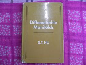 Differentiable Manifolds 精装 原版