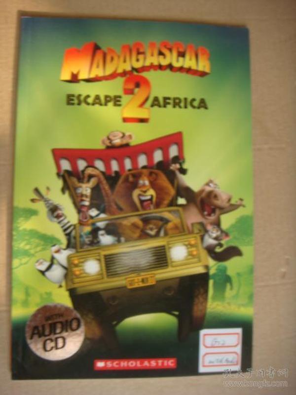 LEVEL 2:MADAGASCAR 2:ESCAPE AFRICA 《马达加斯加:逃离非洲》
