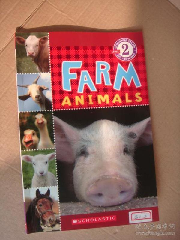 LEVEL2:FARM ANIMALS