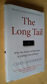 英文原版 精装 The Long Tail: Why the Future of Business is Selling Less of More by Chris Anderson