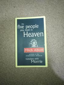 The Five People You  Meet in  Heaven 你在天堂遇见的五个人