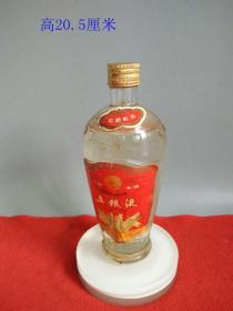 少见的85年五粮液老酒