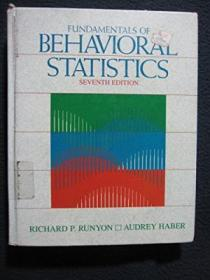 Fundamentals Of Behavioural Statistics