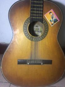 凤凰牌  80年代老 吉他