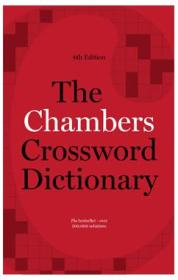 The Chambers Crossword Dictionary 4th Edition