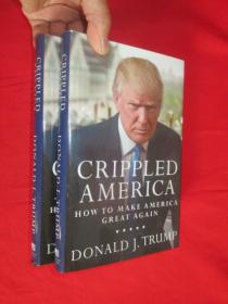 Crippled America: How to Make America Great Again     (硬精装)