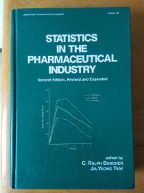 Statistics in the Pharmaceutical Industry 有作者签名
