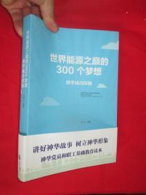世界能源之巅的300个梦想 (小16开)