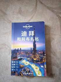 孤独星球Lonely Planet国际旅行指南系列:迪拜和阿布扎比
