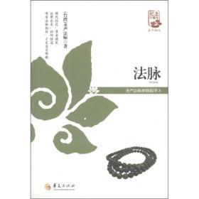 圣严法师禅修精华3:法脉