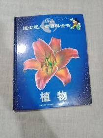 迪士尼儿童百科全书 植物  16开精装