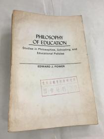PHILOSOPHY OF EDUCATION(英文版)