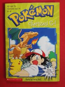 Pokemon - CHARIZARD,GO!