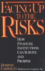 英文原版书 Facing Up to the Risks: How Financial Institutions Can Survive and Prosper Dominic Casserley
