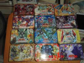 游戏王卡牌,日本原装(铁合装 21合大约2100张)详见描述