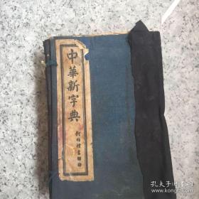 中华新字典