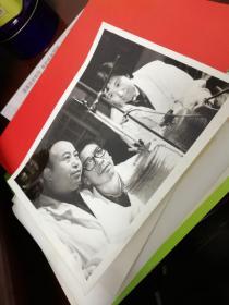中国科学院院士、西安地质学院院长--张伯声4),又名遹骏,河南荥阳人,构造地质学家、大地构造学家、地质教育家照片1张—郭海平摄影