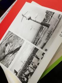 1956年天津市北辰区天穆村游泳运动员穆祥雄达到世界记录水平-照片1张-胡越、刘诗临、袁苓摄影
