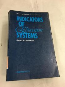 INDICATORS OF Education SYSTEMS(英文版)馆藏书