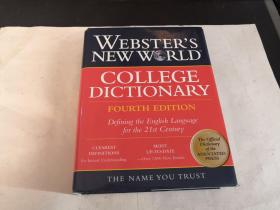 Websters New world College Dictionary (精装)