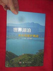 世界湖泊水环境保护概念(小16开 硬精装)