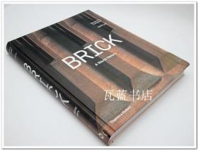 砖材的历史 Brick: A World History 砖块:世界历史 英文原版 世界建筑的历史