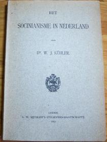 荷兰的索奇尼教派( Het Socinianisme in Nederland)