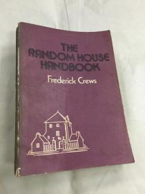 THE RANDOM HOUSE HANDBOOK Frederick Crews(英文版)