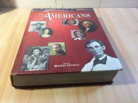 McDougal Littell   THE AMERICANS 美国人 (英文原版教材美国原版教材)英文教材