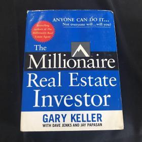 英文原版 The Millionaire Real Estate Investor