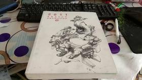 金正基手稿2011 sketch collection(B)