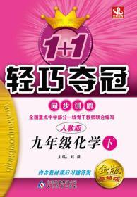 2015春 1+1轻巧夺冠同步讲解:九年级化学下(人教版 金版卓越版)
