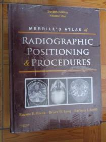 Merrills Atlas of Radiographic Position... (外文原版)     大16开,硬精装