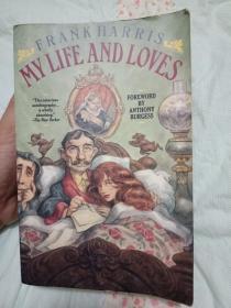 """稀缺文学书籍----英文原版书--983页全一册《My Life and Loves我的生活和爱情 》---被称为""""西方金瓶梅""""----弗兰克·哈里斯自传---"""