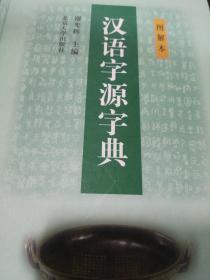 汉语字源字典 图解本